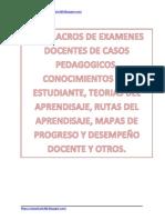 SIMULACROS DE EXÁMENES DOCENTE, CON 742 CASOS PEDAGÓGICOS.pdf