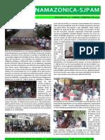 Carta Mensual Panamazonica Nº. 57 - Enero-febrero de 2019 Español