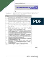 Lectura e Interpretación de Planos de Instrumentos