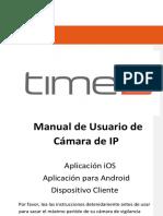 HSIP2 Ip Camera User Manual Spanish