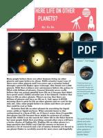 school newsletter  1