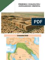 Mesopotâmia - slides de aula
