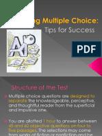 AP Lang Multiple Choice