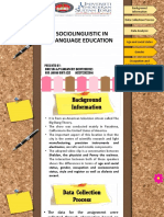 Sociolingu Assignment Ppt