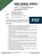 INFORME DE ÓRGANO INSTRUCTOR  VARIOS IMPUTADOS-Informe de Auditoria N° 010-2015-2-5339 dos