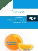 Main IdeaStudentPPT [Autosaved]