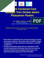 PPT Patient Centre Care