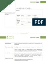 Actividad Evaluativa - Eje 2..