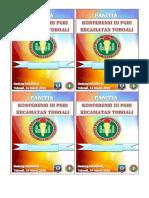 Id Card Panitia Pgri