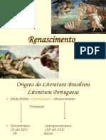 o Poeta Do Renascimento Português