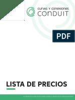 Precios Pvc Conduit