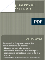 r of Contracts