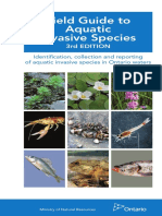 Field guides to aquatic invasive species