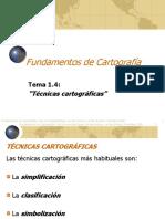 5. Tecnicas cartograficas