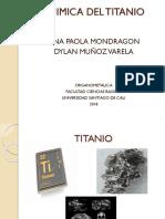 Quimica Del Titanio