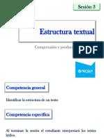 Semana 3-Estructura Textual Of