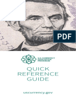 Quick Reference Guide Counterfeit Money