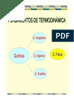 Fundamentos de Termodinamica