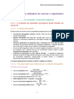 1 – A população utilizadora de recursos e organizadora de espaços.docx