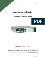 Podblaster Manual Ver 4-00