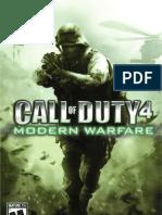 COD4 Manual