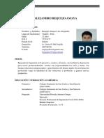 CURRICULUM VITAE - LUIS ALEJANDRO REQUEJO AMAYA.docx