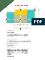 Hoja Excel Diseño Estructural de un Pórtico por el Método de Takabeya.xls