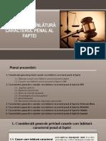 Cauze care inlatura caracterul penal al faptei.pptx
