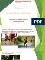 Programa de ejercicios
