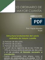 Juicio Ordinario Hasta Conciliacion. Pptx