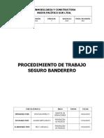 PTS-19 - Procedimiento de Trabajo Seguro Banderero