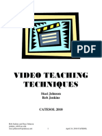 Video Catesol