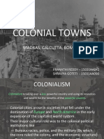 Colonial Towns