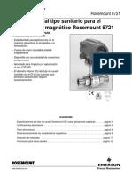 Principio Flujometro Rosemount