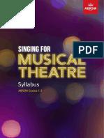 Musical Theatre Abrsm