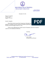 503 Extension Letter Nichols to Campbell