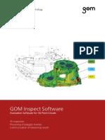 GOM Inspect Software Brochure 2017 En