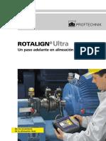 Rotalign Ultra - Brochure Español