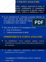 2780967 Ch 3 Ordinal Utility Analysis