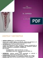 Antisepsia y Asepsia Autoclave (1)