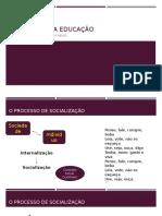 1sociologia Da Educação