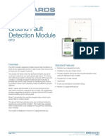 E85010-0115 -- Ground Fault Detection Module