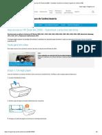 Impressoras HP DeskJet 2600 - Substituir cartuchos de tinta _ Suporte ao cliente HP®