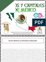 capitales mexico