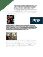 Musica de Estados unidos,Italia, Venezuela etc..docx