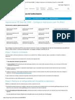 Impressoras HP DeskJet 2600 - Configurar impressora sem fio (Mac) _ Suporte ao cliente HP®