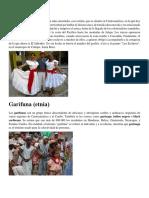 Pueblo xinca, maya, garifuna, ladina.docx