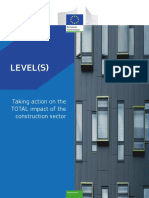 Taking Action on the TOTAL Impact of the Construction Sector