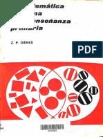 2. La matemática. en la enseñanza. primarla Z. P. DIENES GH00822.pdf
