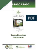 Guía Paso a Paso Hechauka Versión Estados Financieros